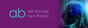 Alex Brounger Hypnotherapy banner